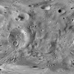 El hallazgo fue posible gracias al análisis de datos recabados por el instrumento Moon Mineralogy Mapper o M3, diseñado por la NASA.