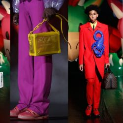 Así fue el desfile de Louis Vuitton en Tokio