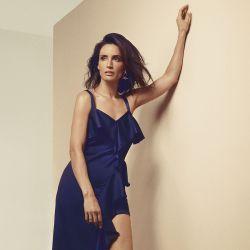 Tras sumarse a varias películas y series de Hollywood, la actriz se instaló en Los Ángeles.