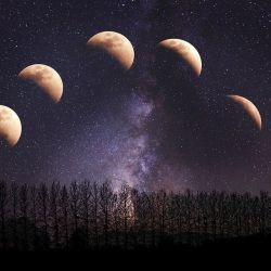 Luna de hoy en Aries,