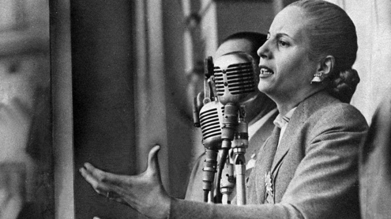 Eva Duarte de Perón (1919-1952)