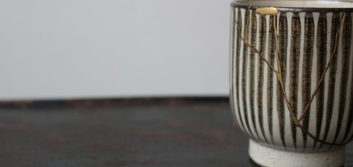 Kintsugi, una técnica cerámica -y filosofía- japonesa ideal para esta era