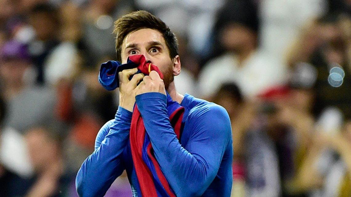 "Lionel Messi confirmed on Friday he will stay at Barcelona, insisting he could never go to court against ""the club of his life."" Messi released a statement at 6pm CET, saying ""I would never go to court against Barca because it is the club that I love, that gave me everything since I arrived, it is the club of my life, I have made my life here."""