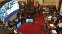 Sesión Reforma Judicial en Senadores 20200904