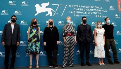 festival de Cine en Venecia