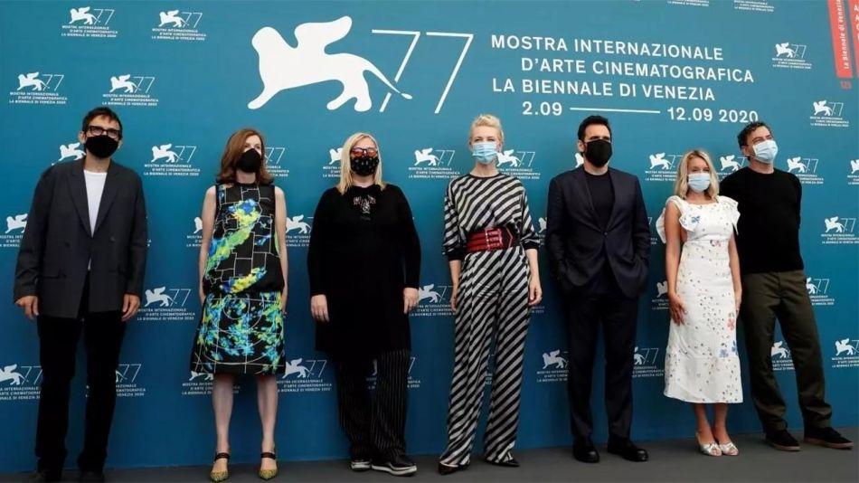 festival de Cine en Venecia 20200904