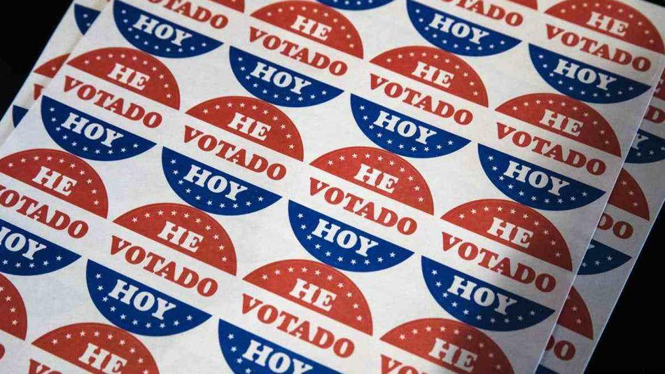 Latinos: su participación viene aumentando en Estados Unidos. En general se inclinan por los demócratas.