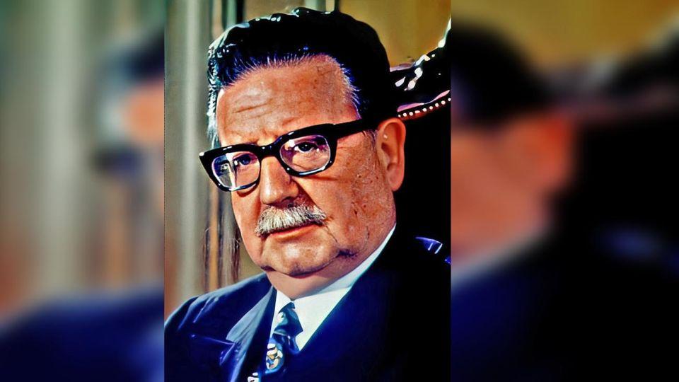 Salvador Allende 20200904