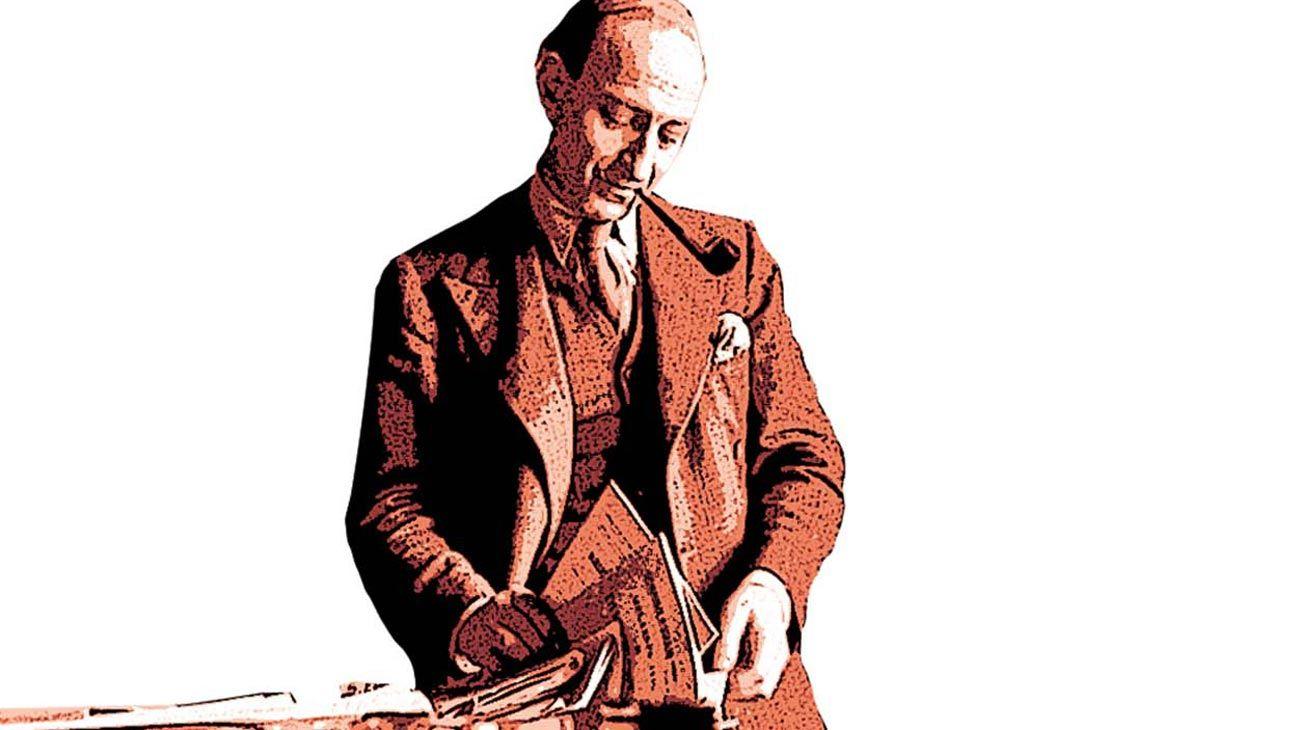 Pensador francés. Aron nació en 1905 y falleció en 1983.