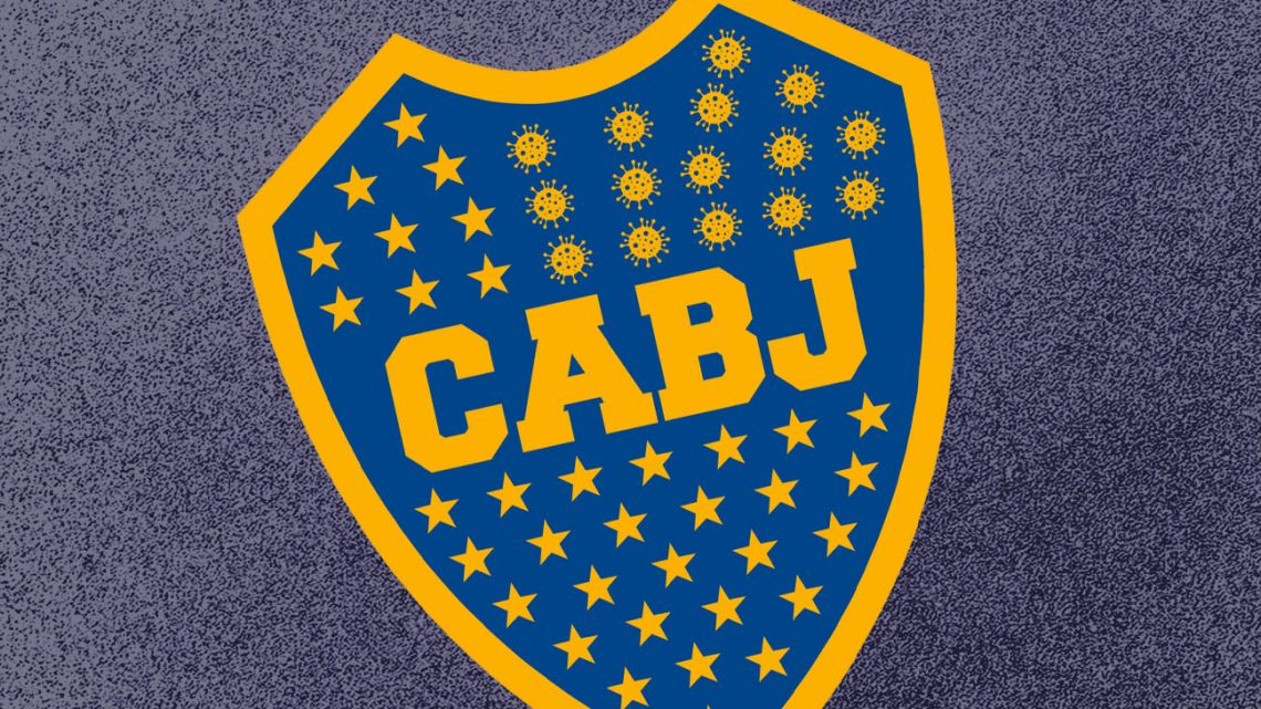 Argentinian football club, Boca Juniors.