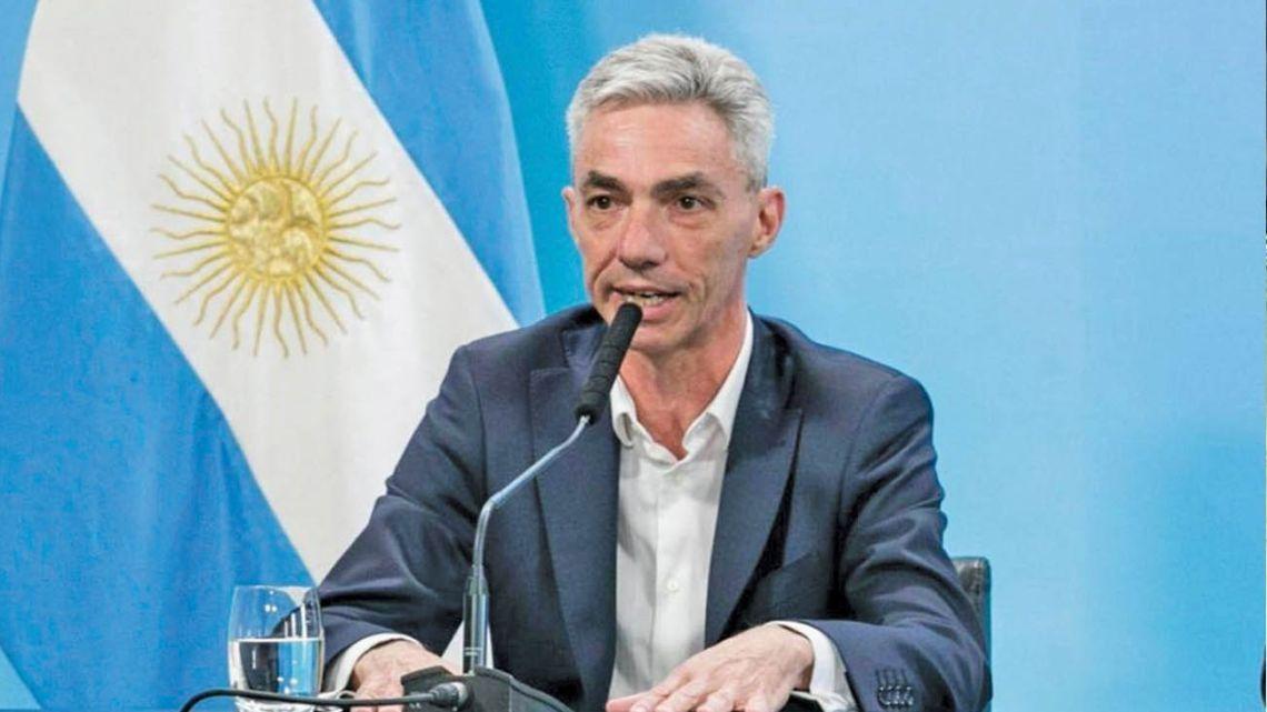 Transport Minister, Mario Meoni.