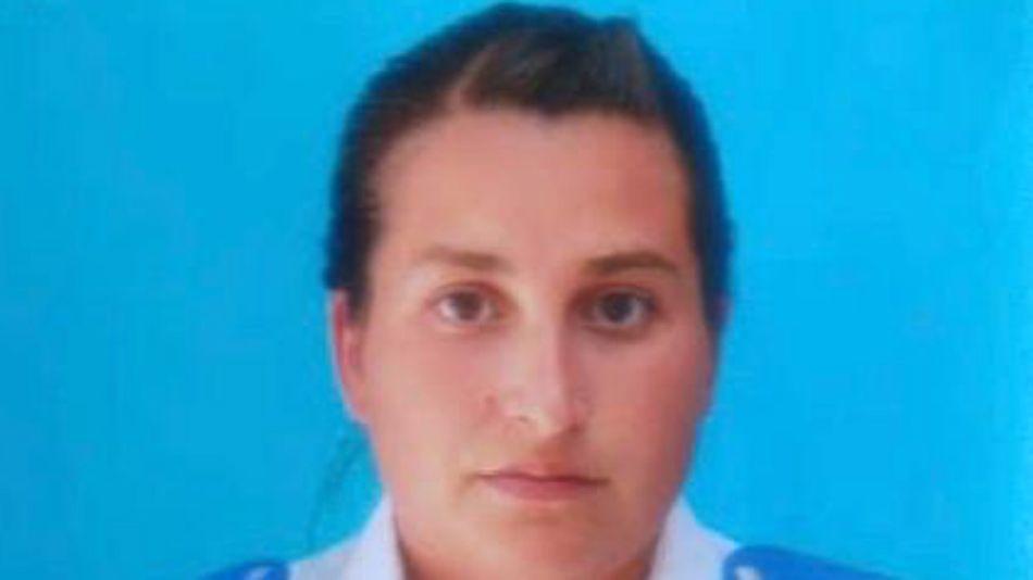 Julia Valles, la policía que murió en Lanús embestida por una moto.