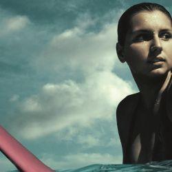 Conocé a la surfista Maya Gabeira.