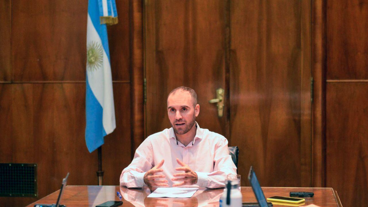 Guzmán, de ministro de la Deuda a ministro de Economía