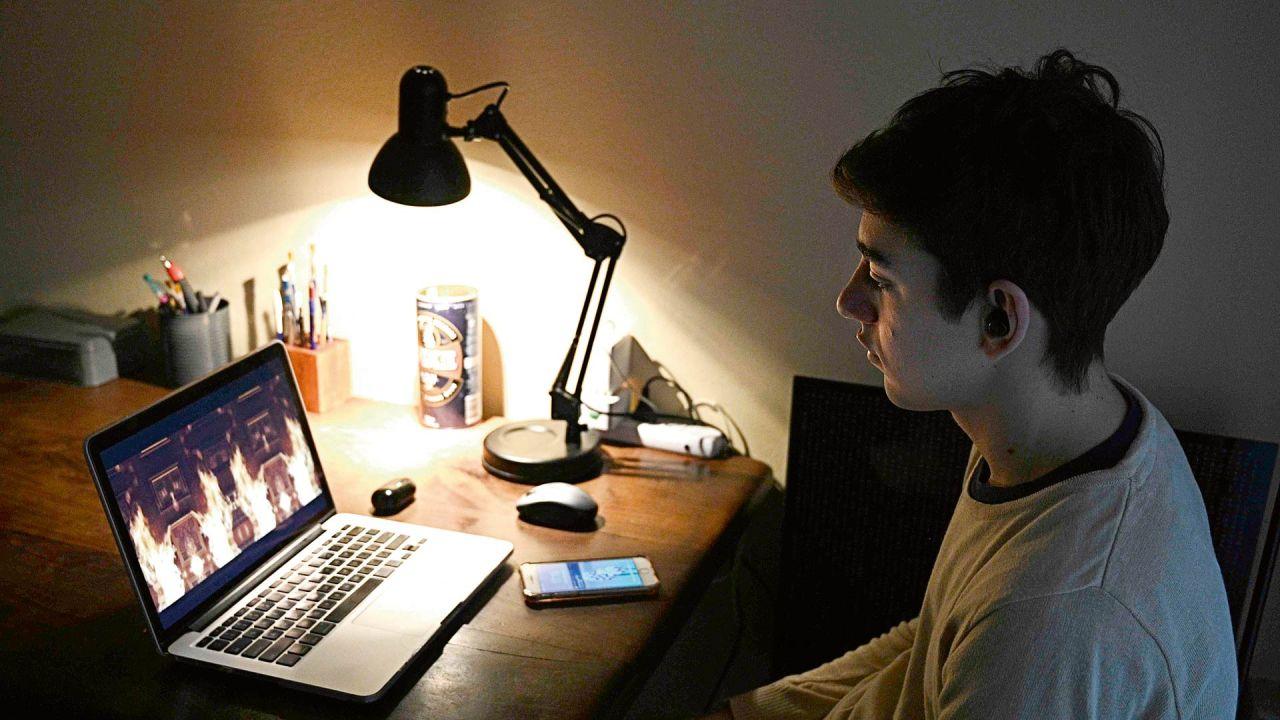 Estudiar en casa | Foto:Shutterstock