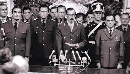 1976. ATROZ. La última y feroz de las dictaduras del legado de los años '30.