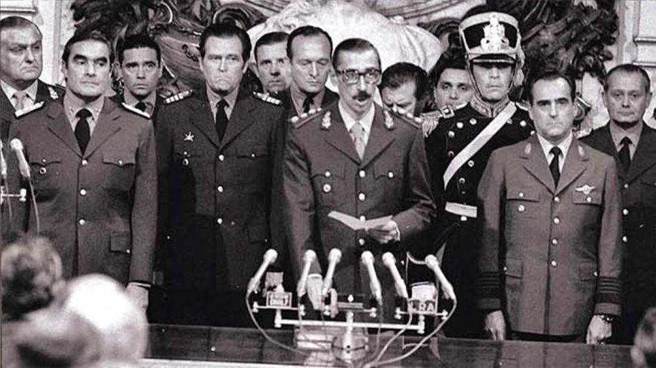 1976 la ultima dictadura