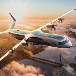 La compañía británica Electric Aviation Group espera lanzar al mercado el primer Avión Híbrido Eléctrico Regional (HERA por sus siglas en inglés) para el año 2028.
