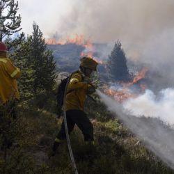 La mayoría de los incendios forestales y de pastizales se han registrado en el Delta del Paraná y en la provincia de Córdoba.