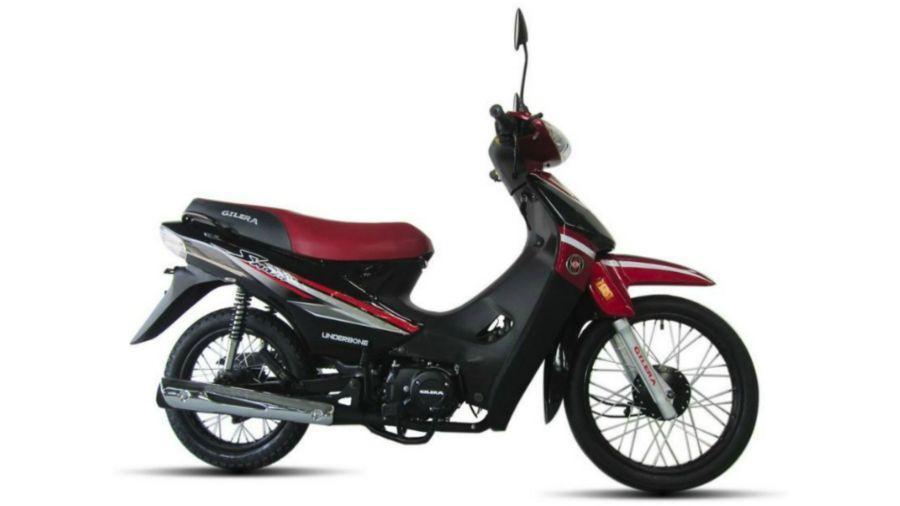 Las 20 motos 0km más vendidas de la Argentina en agosto