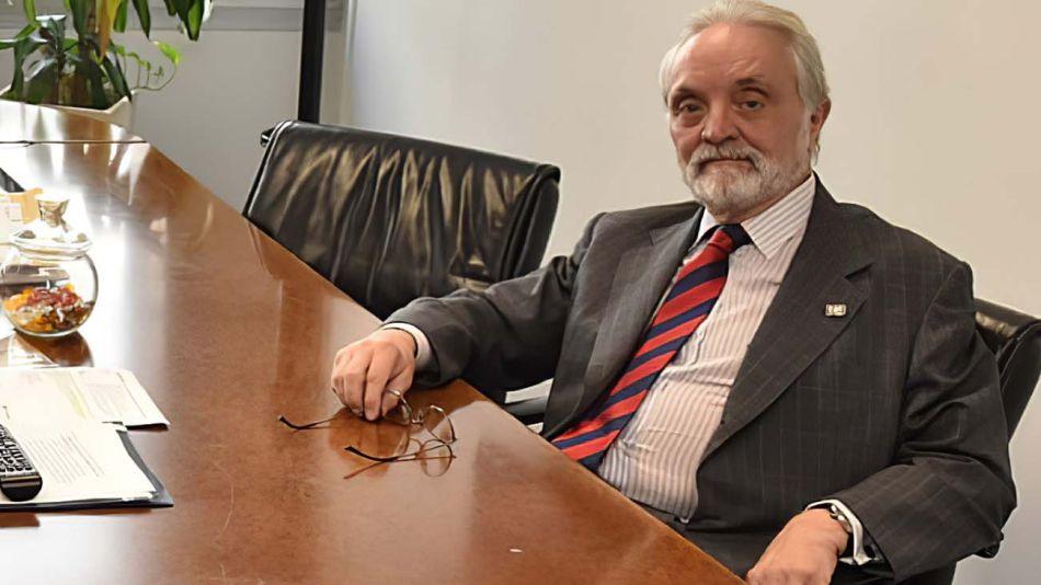 Lupa. Ricardo Nissen, al frente de la Inspección General de Justicia.