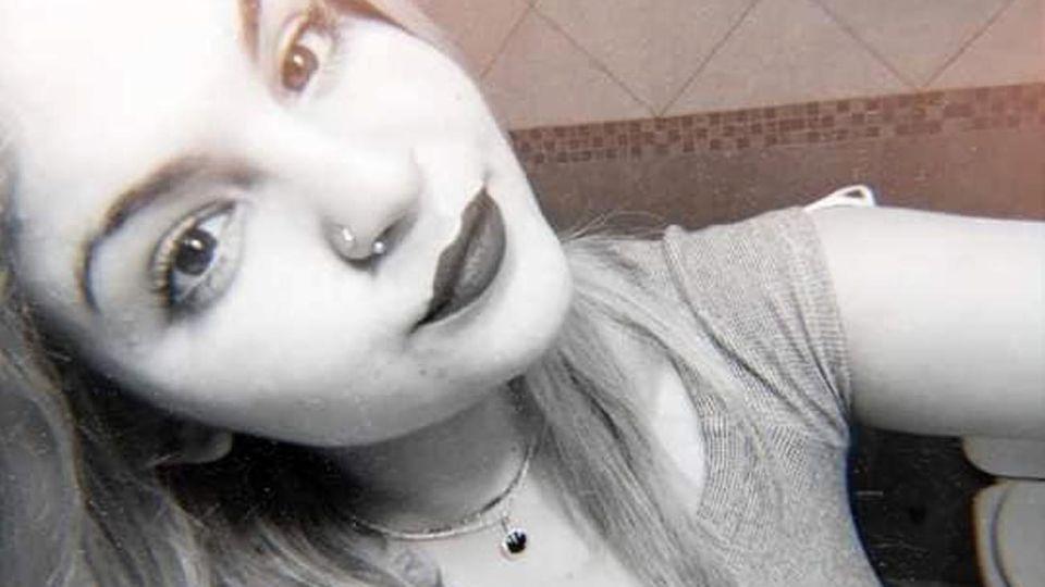 Ludmila Pretty, la joven asesinada en Moreno. 20200907