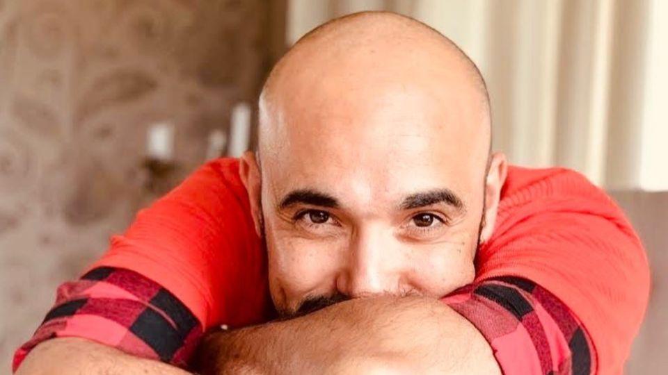 VIDEO   Abel Pintos le compuso una canción a su hijo quien está por nacer