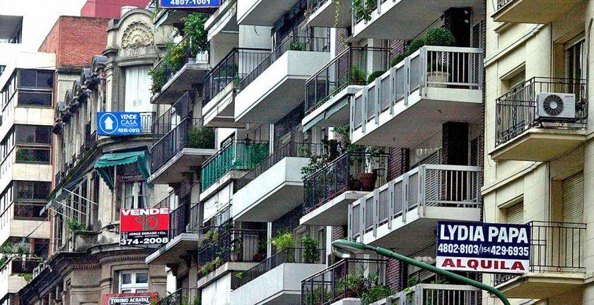 Las inmobiliarias pidieron que se modifique la Ley de Alquileres