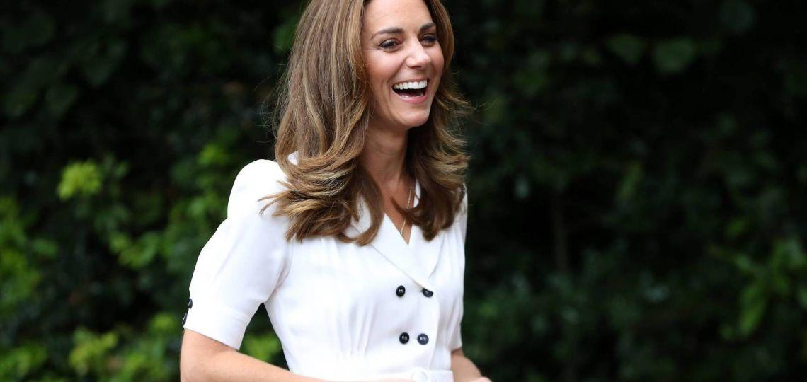 Kate Middleton muestra por primera vez su cuarto real remodelado