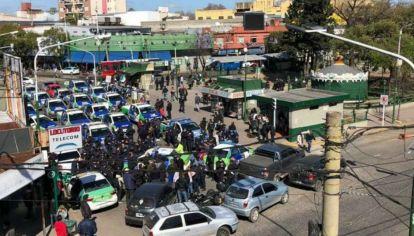 Quiénes están detrás de las protestas de la Policía Bonaerense
