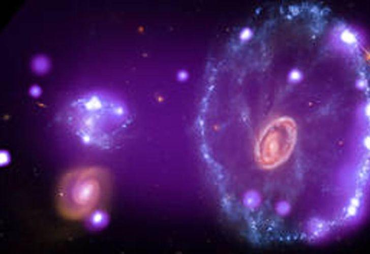 La NASA abre el tesoro de las delicias cósmicas 20200908