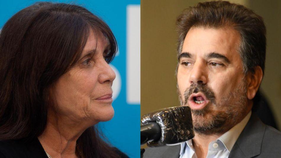 Teresa García y Cristian Ritondo 20200908