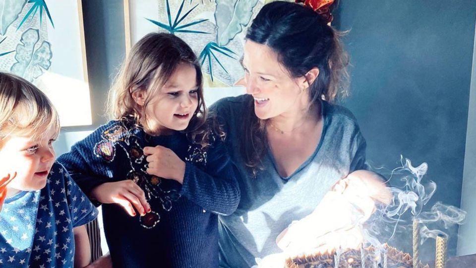 Así festejó su cumpleaños Paula Chaves en plena cuarentena