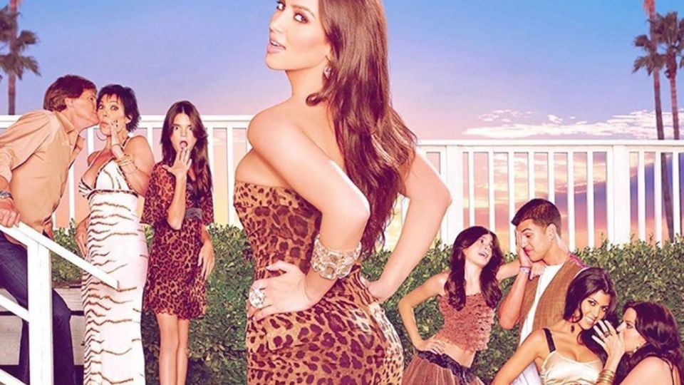 Kim Kardashian anunció el final de su reality Keeping Up with the Kardashians