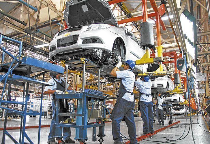 Desde diciembre de 2019 que la actividad industrial no subía, como sucedió en septiembre.