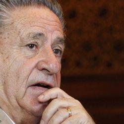 Duhalde insiste con que Alberto Fernández tiene que hablar con la Policía.    Foto:CEDOC