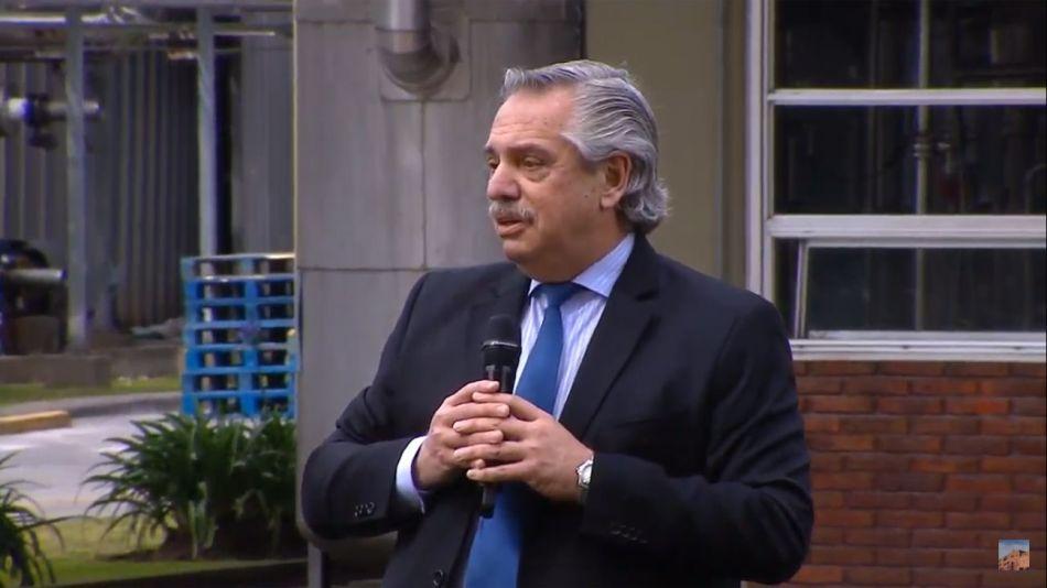 Alberto en Quilmes 20200909