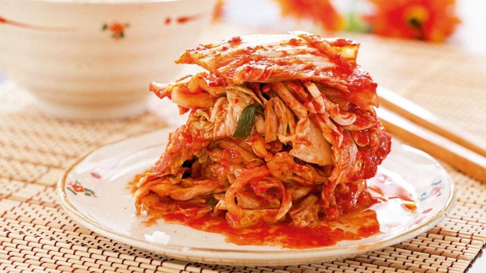 Kimchi, emblema de la cocina coreana