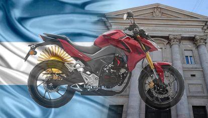 Motos nacionales (fotomontaje DBL)