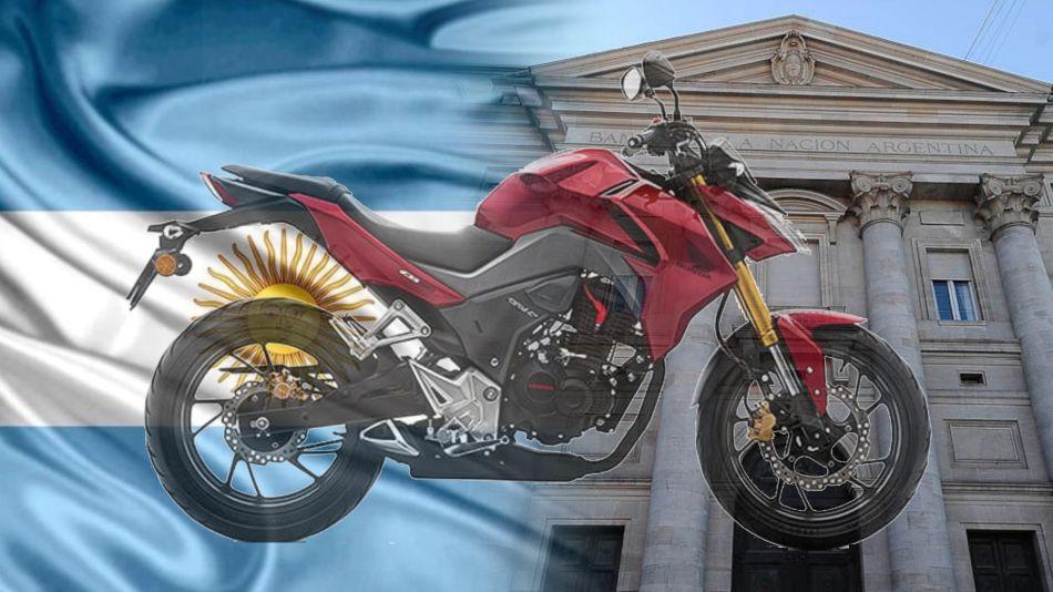 Motos nacionales