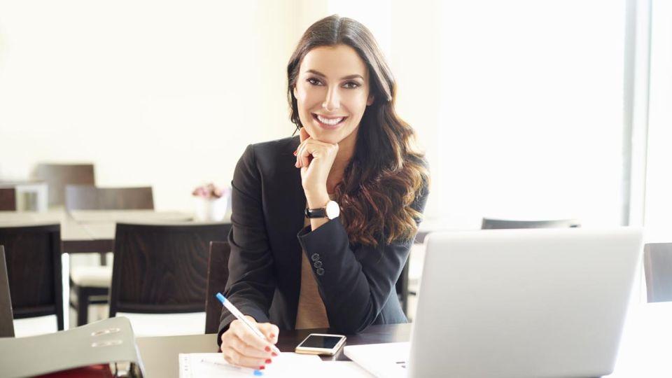 Mujeres ejecutivas