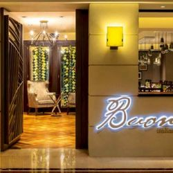Los precios del delivery de Buono Italian Kitchen, de Sheraton Buenos Aires, resulta una sorpresa inesperada.