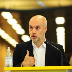 Larreta el político con mejor imagen nacional. | Foto:CEDOC