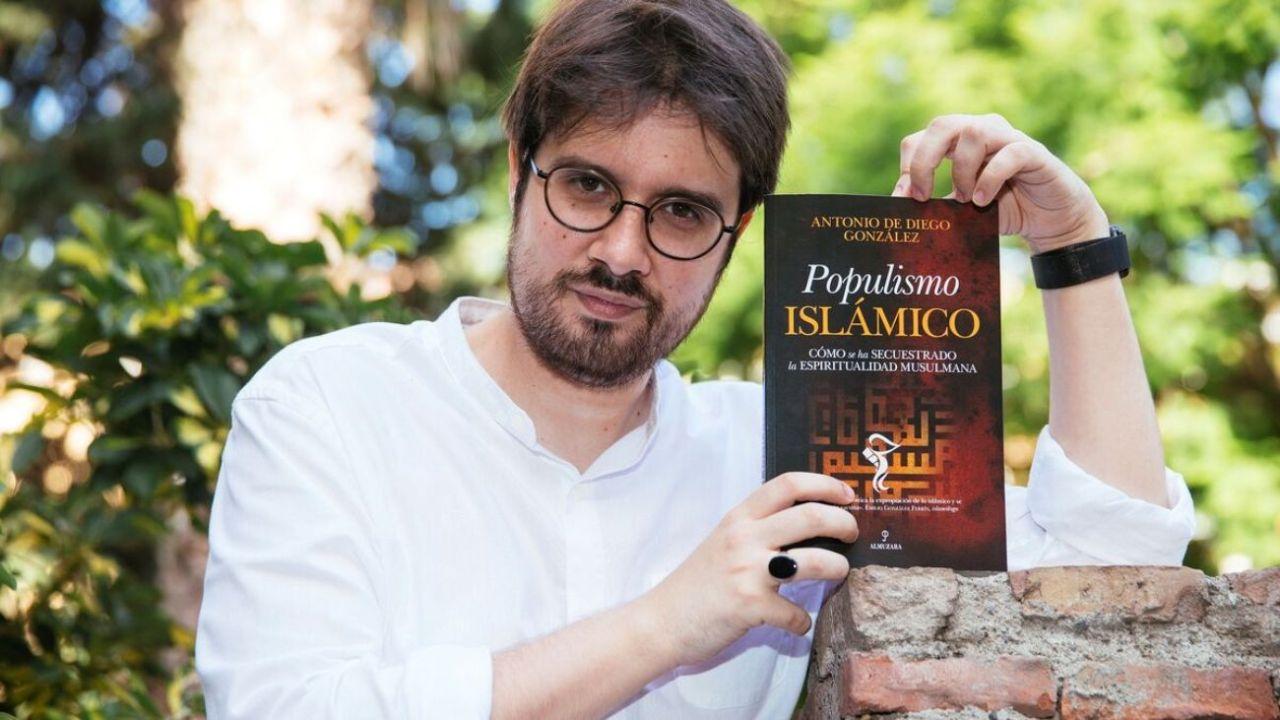 Antonio De Diego, conferencista en Harvard, musulmán converso y director del portal Ver Islam | Foto:CEDOC
