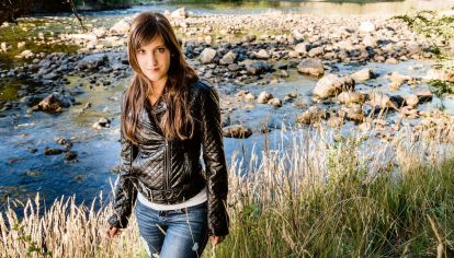 """Tiffany Calligaris: """"Empecé a escribir para no olvidar"""""""