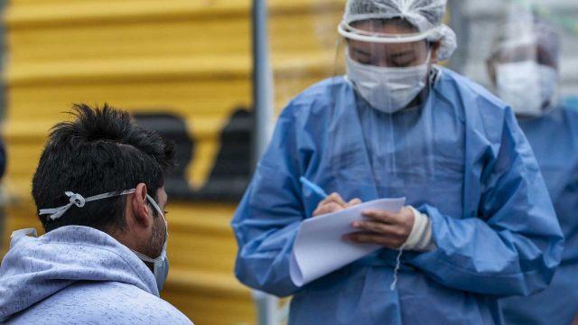 Coronavirus en Argentina. Los especialista siguen la evolución de la pandemia.