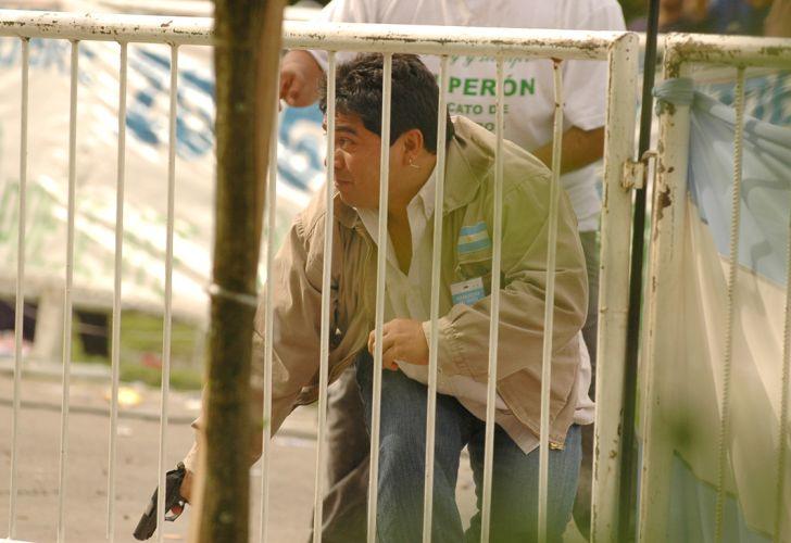 Diario Perfil, 15 años. Las mejores fotos de Sergio Piemonte.