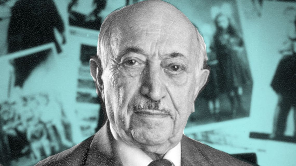 Simon Wiesenthal.