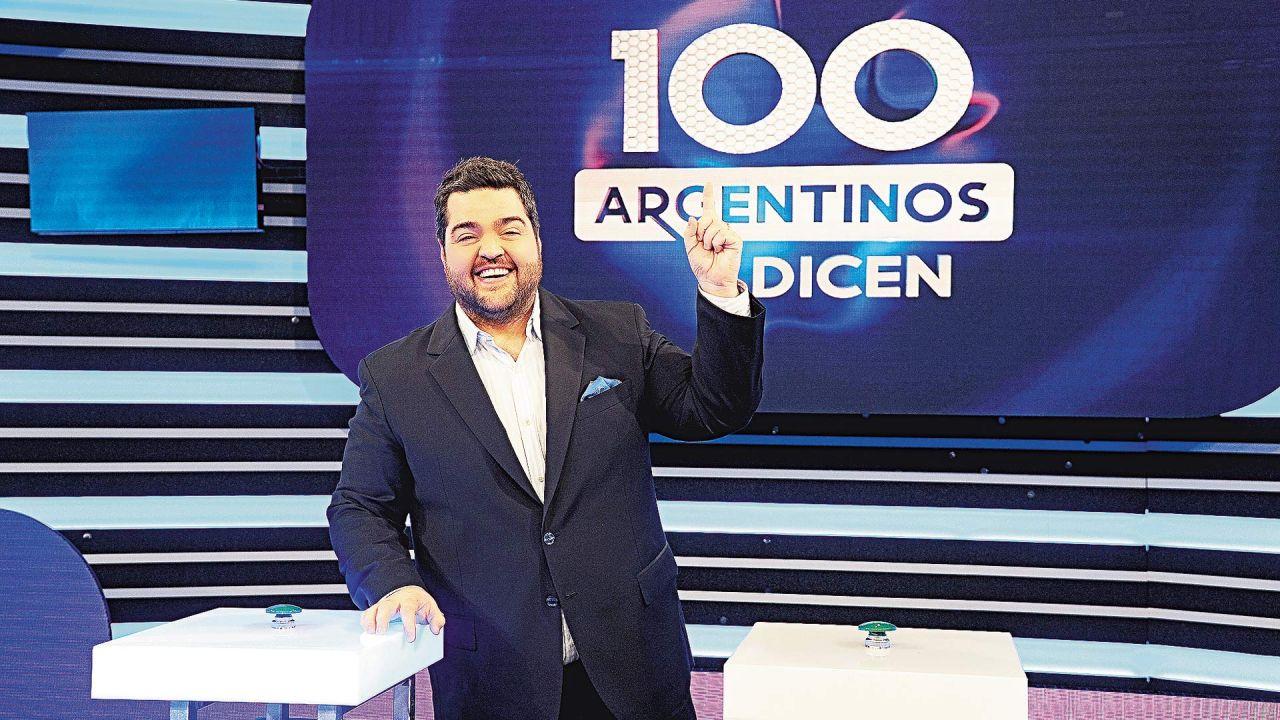 100 argentinos dicen   Foto:Cedoc