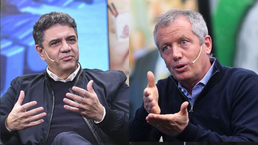 """Jorge Macri le respondió a Emilio Monzó y su deseo de ser gobernador: """"Busca generar conflicto"""""""